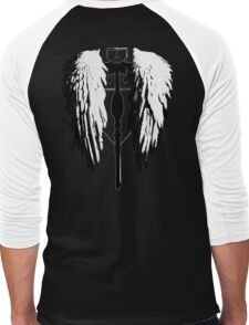 Crossbow wings Men's Baseball ¾ T-Shirt