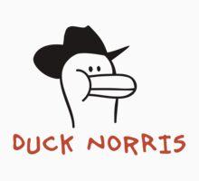 Duck Norris One Piece - Short Sleeve