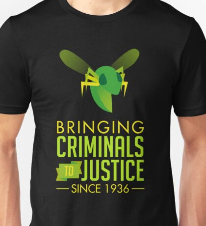 The Green Bee Unisex T-Shirt
