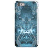 Flame Mosaic  iPhone Case/Skin