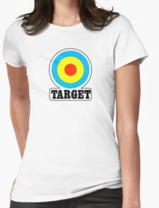 Target books Womens Fitted T-Shirt
