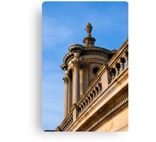 Towering above Canvas Print