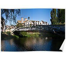 The Albert Bridge Poster