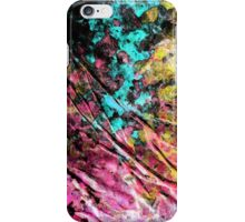 Psyho Paint 2 iPhone Case/Skin