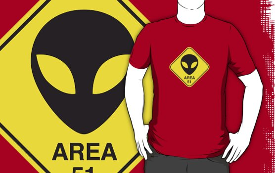 Area 51 by monsterplanet