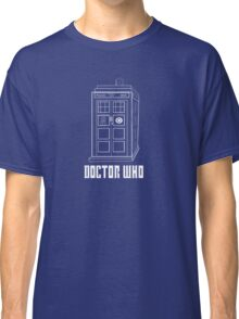 Doctor who, Tardis Classic T-Shirt