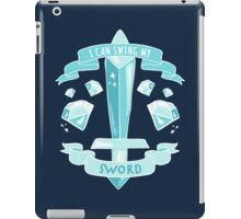 Diamond Sword - Tshirt iPad Case/Skin