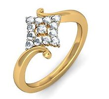 Diamond Rings For Women With Price In Pune by ravi878