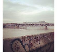 Budapest Bridge Photographic Print