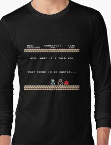 There Is No Castle Long Sleeve T-Shirt