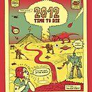 2012 Comic by Thomas Orrow