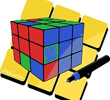 Rubik´s cube by PinPonGo