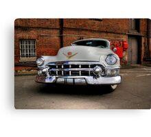 Cadillac smile  Canvas Print