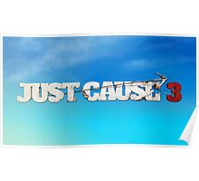 Just cause 3 Poster Poster