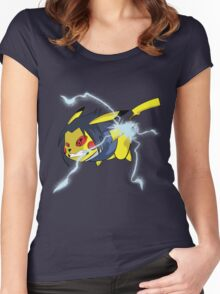 Pikachidori Women's Fitted Scoop T-Shirt