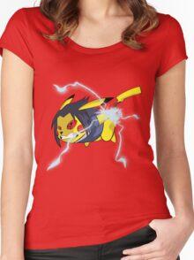 Pikachidori Women's Fitted Scoop T-Shirt