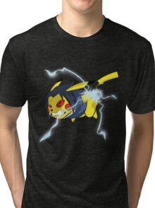 Pikachidori Tri-blend T-Shirt