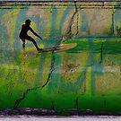 Surf Graffiti by Rick Dunstan