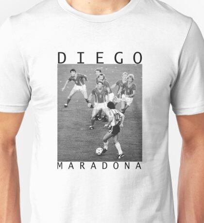 Diego Maradona Unisex T-Shirt