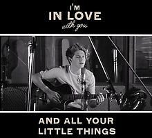 Little Things Niall One Direction by gleviosa