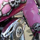 Skulled up Harley by perggals