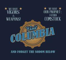 Visit Columbia - Bioshock Infinite by Namueh