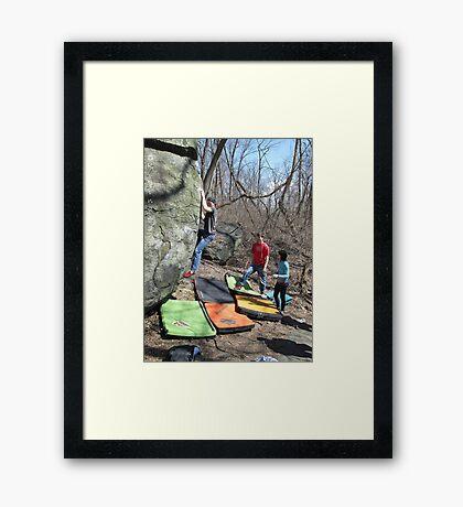 1809 Doug Framed Print
