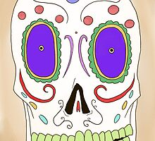 Sugar Skull by suziedoozie