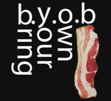 B.Y.O. Bacon- white by 10naruto23