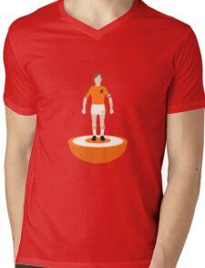 Subbuteo Cruyff Mens V-Neck T-Shirt