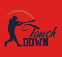 Touch Down Baby Tee