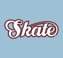 Skate by Cheesybee