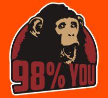 98 percent you monkey Kids Clothes