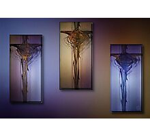Triptych 2 Photographic Print
