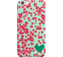 Animal Print - Pink iPhone Case/Skin