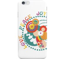 70s Circle iPhone Case/Skin