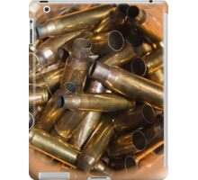 Brass Bullet Casings iPad Case/Skin