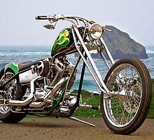 Seaside Chopper by DaveKoontz
