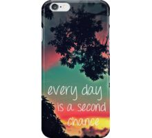 Everyday iPhone Case/Skin