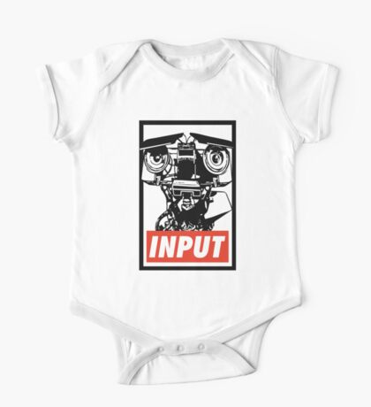 Obey Johnny 5 One Piece - Short Sleeve