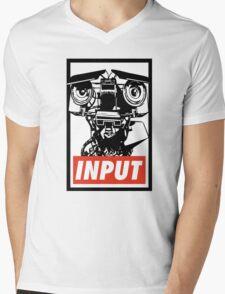 Obey Johnny 5 Mens V-Neck T-Shirt
