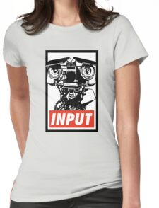 Obey Johnny 5 Womens Fitted T-Shirt