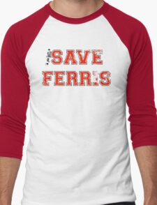 Save Ferris (red) T-Shirt
