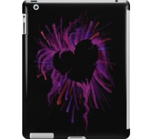 The Heart is Crazy iPad Case/Skin