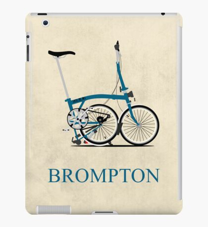 Brompton Folding Bike iPad Case/Skin