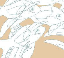 The Salmon Are Here Too by Tamsin George