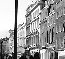 street in london by GrAPE