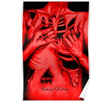 Red Decay Poster