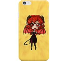 Chibi Scarlet iPhone Case/Skin