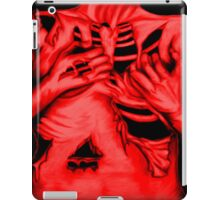 Red Decay iPad Case/Skin